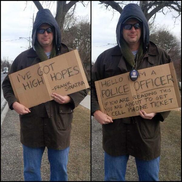Hobo cops