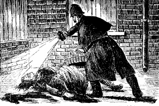 Investigator Claims To Have Solved The Ripper Mystery Using DNA