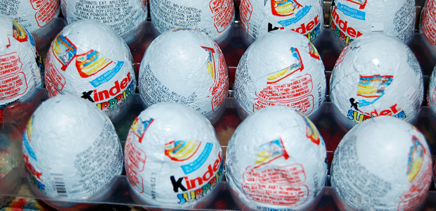 Canadian Kinder Surprise smuggling ring broken up by US officials