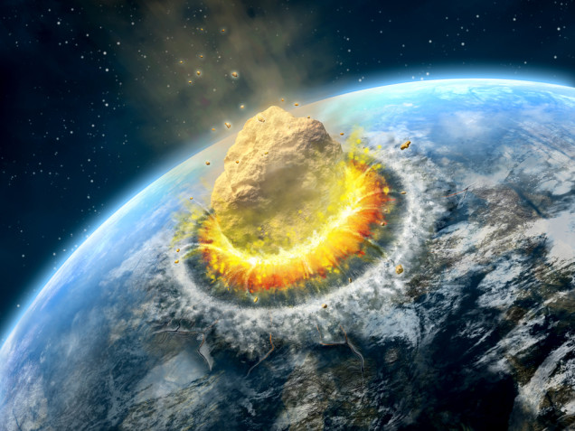 Killer Asteroid heading for Earth