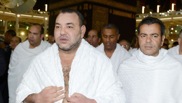 Cops Who Used to Have Jobs Mistake King of Morocco For a Drug Smuggler