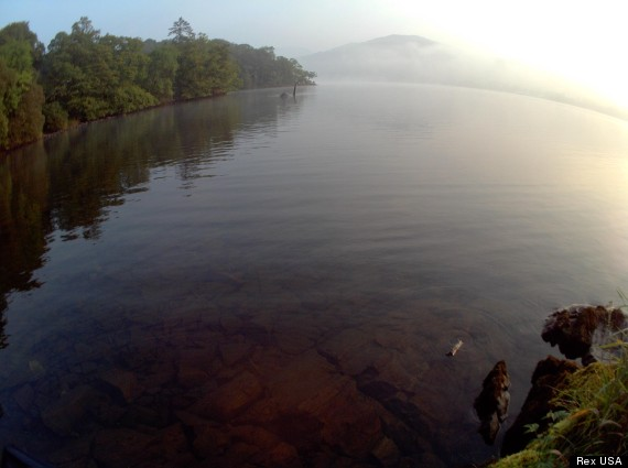 Did The Loch Ness Monster Move? New Photo Captures 'Creature' 300 Miles Away