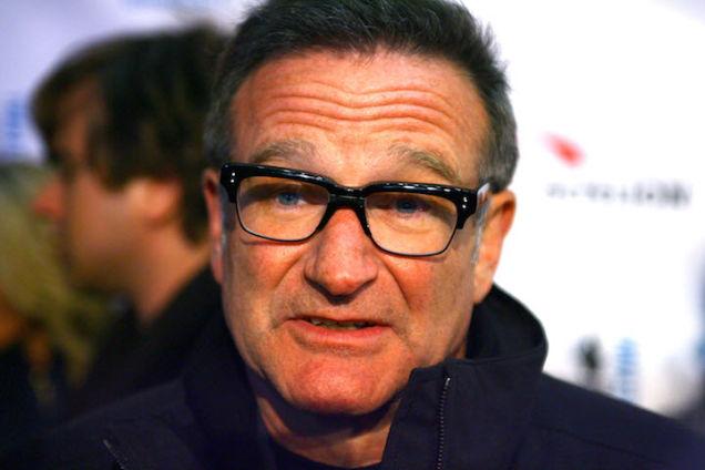Robin Williams' Wife Reveals Actor Had Parkinson's Disease