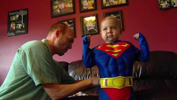 Utah town moves up Halloween so dying boy can trick-or-treat one last time