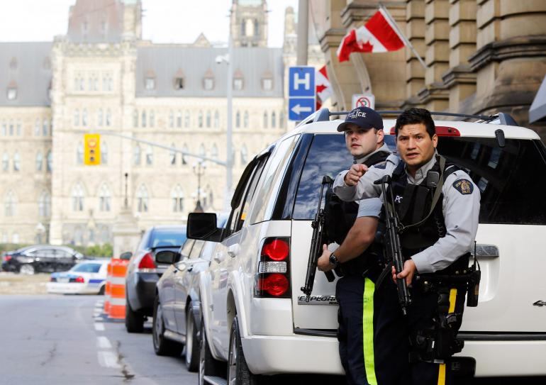 CNN's Breakdown of Yesterday's Tragic Shooting in Ottawa