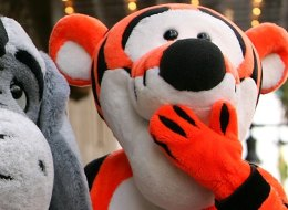 3-Year-Old Girl Sees Tigger Having Sex In Bathroom