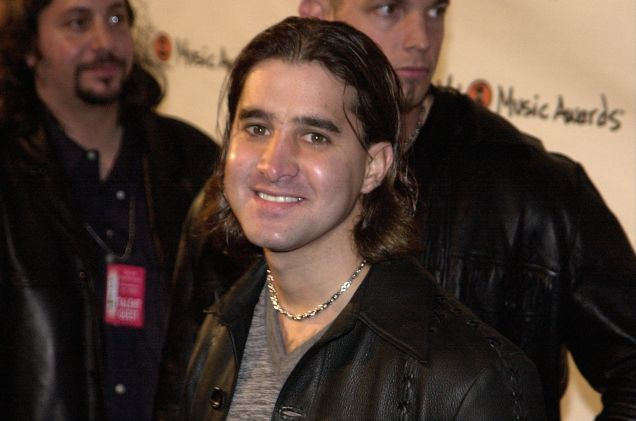 Creed Singer Scott Stapp Is Broke and Living in a Holiday Inn
