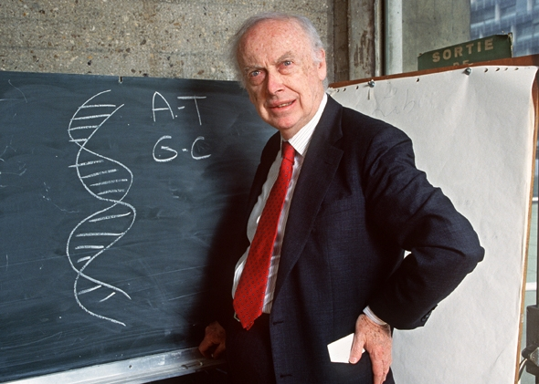 James Watson selling Nobel Prize: DNA structure discoverer's history of racism and sexism