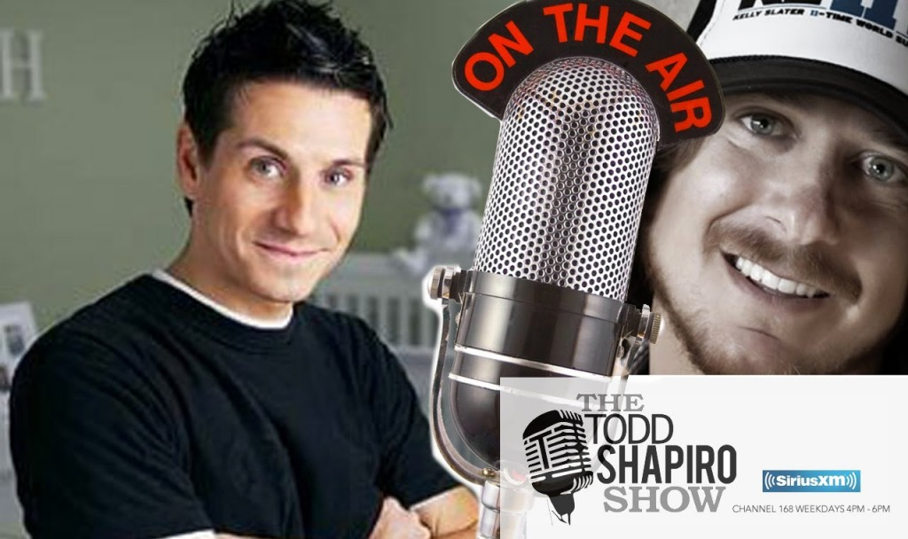 Rick Campanelli Talks 10 Years of ET Canada on The Todd Shapiro Show