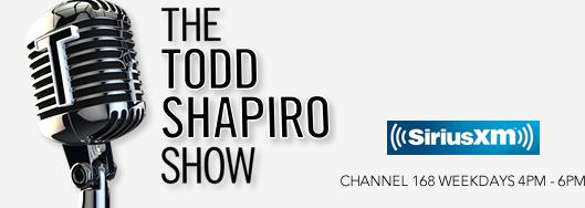 The Todd Shapiro Show: EP496