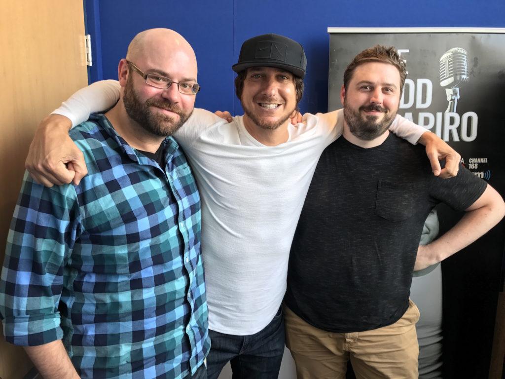 The Todd Shapiro Show: EP800
