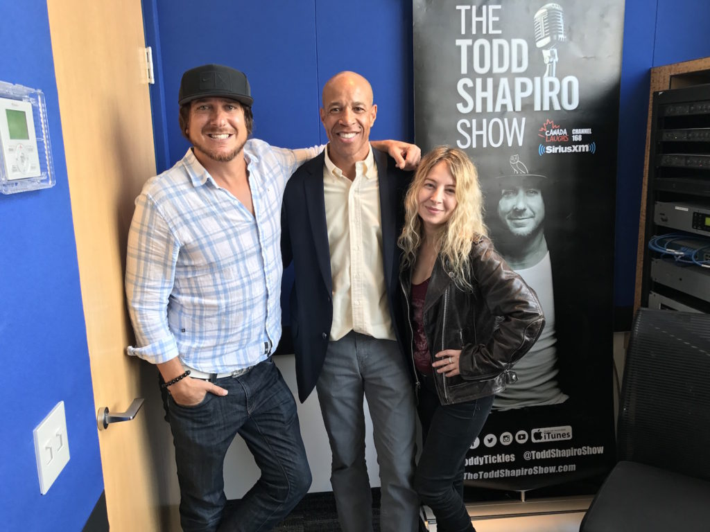 The Todd Shapiro Show: EP815
