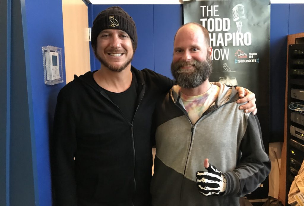 The Todd Shapiro Show: EP841