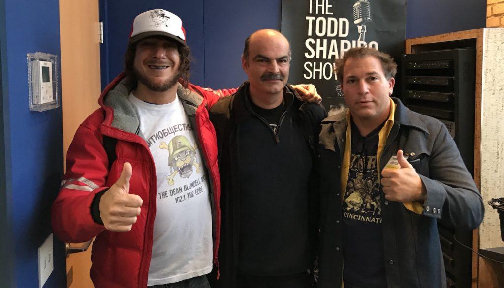 The Todd Shapiro Show: EP846