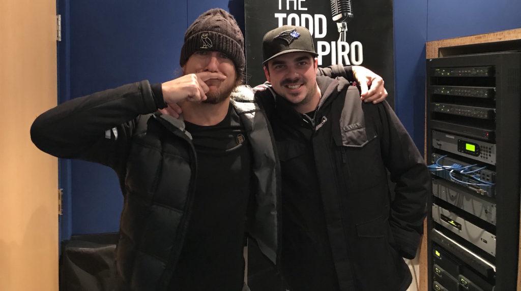 The Todd Shapiro Show: EP851