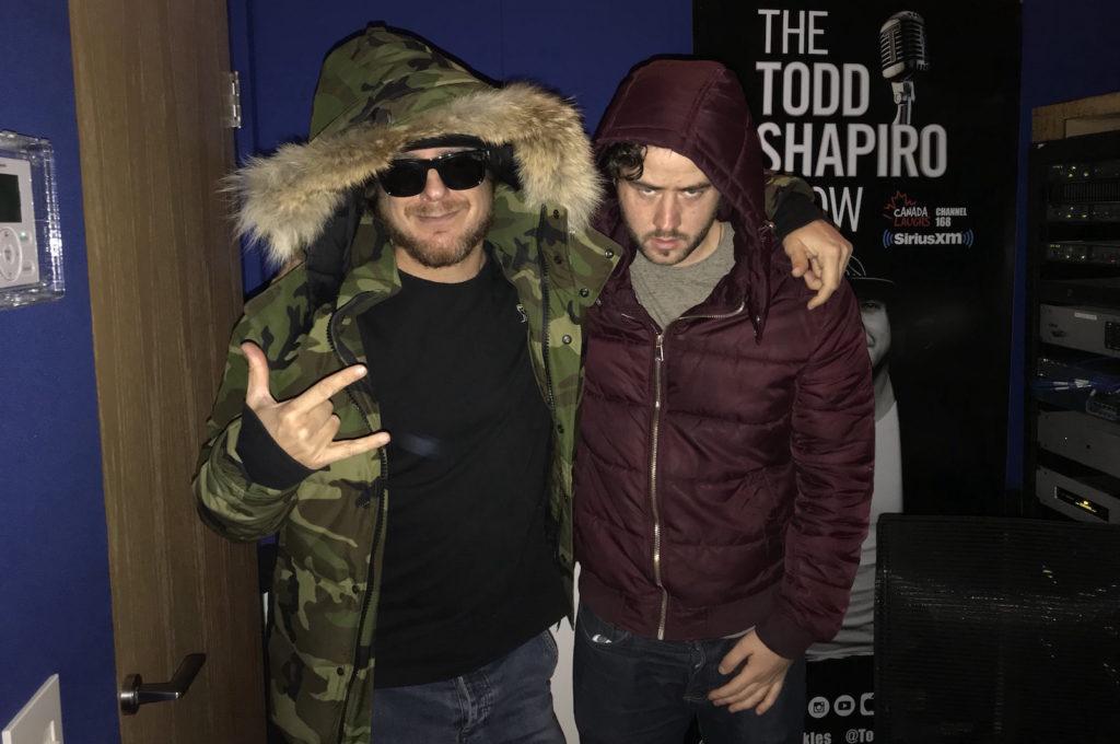 The Todd Shapiro Show: EP855