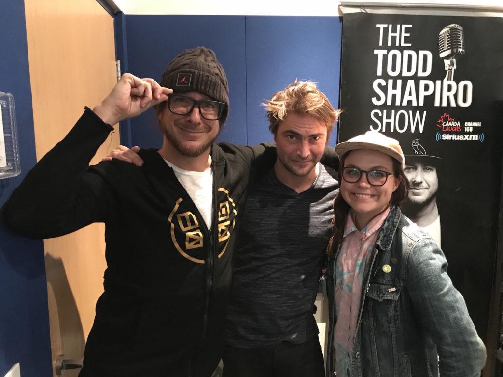 The Todd Shapiro Show: EP858
